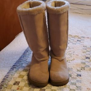 Charlies Suede Boots